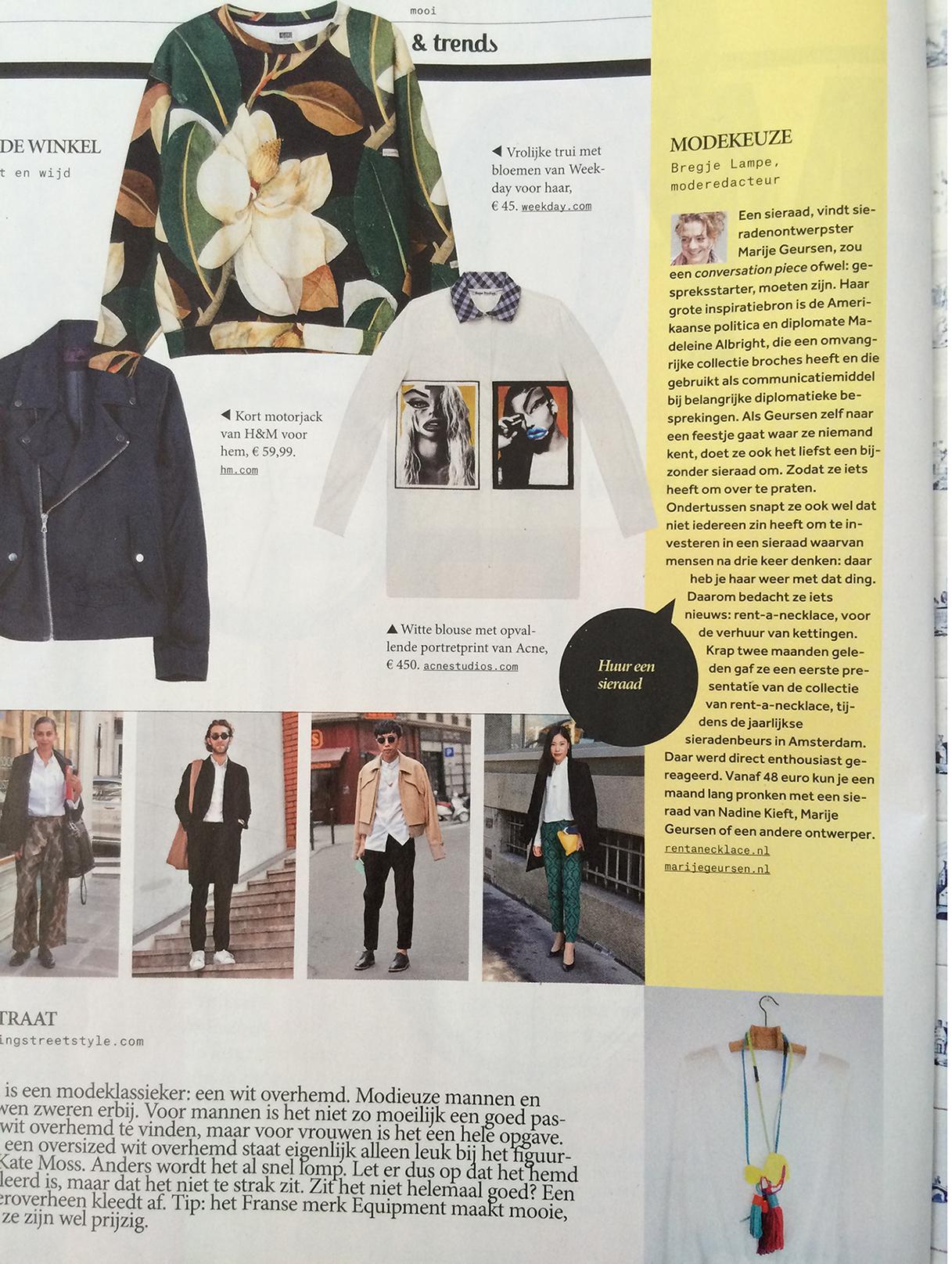 Publicatie VK Mag